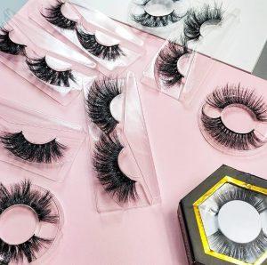 wholesale lashes vendor Shalimar lashes
