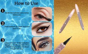 Eyeliner Glue Pen in Tranparent
