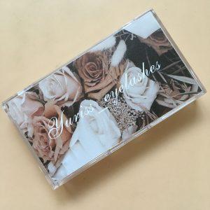 Wholesale Acrylic Custom Eyelash Packaging Box