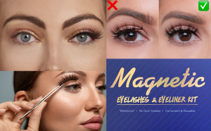 What's the difference between magnetic eyeliner and gel eyeliner?