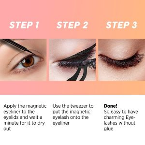HOW TO STRIP LASHES & ADHESIVE LINER